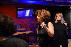 תמונה 1 מאירוע לציון זכייה בפרס אמיל זולא לאמנויות הבמה – פרזנטציה של עבודה בתהליך – ארקדי זיידס
