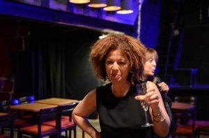תמונה 2 מאירוע לציון זכייה בפרס אמיל זולא לאמנויות הבמה – פרזנטציה של עבודה בתהליך – ארקדי זיידס