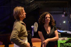 תמונה 10 מאירוע לציון זכייה בפרס אמיל זולא לאמנויות הבמה – פרזנטציה של עבודה בתהליך – ארקדי זיידס
