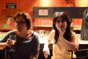 תמונה 15 מאירוע לציון זכייה בפרס אמיל זולא לאמנויות הבמה – פרזנטציה של עבודה בתהליך – ארקדי זיידס
