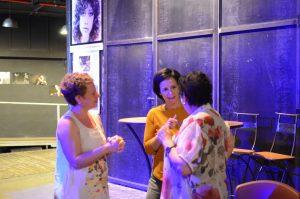 תמונה 17 מאירוע לציון זכייה בפרס אמיל זולא לאמנויות הבמה – פרזנטציה של עבודה בתהליך – ארקדי זיידס