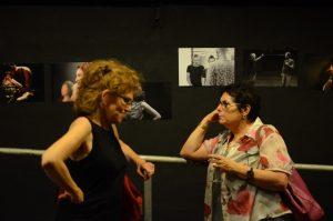 תמונה 26 מאירוע לציון זכייה בפרס אמיל זולא לאמנויות הבמה – פרזנטציה של עבודה בתהליך – ארקדי זיידס