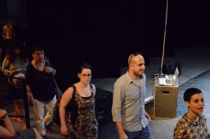 תמונה 27 מאירוע לציון זכייה בפרס אמיל זולא לאמנויות הבמה – פרזנטציה של עבודה בתהליך – ארקדי זיידס