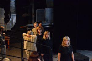 תמונה 28 מאירוע לציון זכייה בפרס אמיל זולא לאמנויות הבמה – פרזנטציה של עבודה בתהליך – ארקדי זיידס