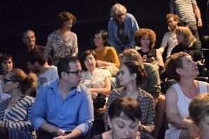 תמונה 29 מאירוע לציון זכייה בפרס אמיל זולא לאמנויות הבמה – פרזנטציה של עבודה בתהליך – ארקדי זיידס