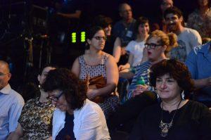 תמונה 30 מאירוע לציון זכייה בפרס אמיל זולא לאמנויות הבמה – פרזנטציה של עבודה בתהליך – ארקדי זיידס