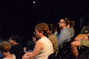 תמונה 33 מאירוע לציון זכייה בפרס אמיל זולא לאמנויות הבמה – פרזנטציה של עבודה בתהליך – ארקדי זיידס