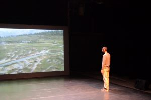 תמונה 40 מאירוע לציון זכייה בפרס אמיל זולא לאמנויות הבמה – פרזנטציה של עבודה בתהליך – ארקדי זיידס