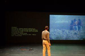 תמונה 41 מאירוע לציון זכייה בפרס אמיל זולא לאמנויות הבמה – פרזנטציה של עבודה בתהליך – ארקדי זיידס