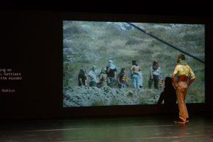 תמונה 42 מאירוע לציון זכייה בפרס אמיל זולא לאמנויות הבמה – פרזנטציה של עבודה בתהליך – ארקדי זיידס