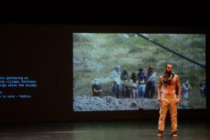תמונה 43 מאירוע לציון זכייה בפרס אמיל זולא לאמנויות הבמה – פרזנטציה של עבודה בתהליך – ארקדי זיידס