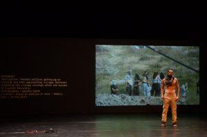תמונה 44 מאירוע לציון זכייה בפרס אמיל זולא לאמנויות הבמה – פרזנטציה של עבודה בתהליך – ארקדי זיידס