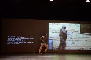 תמונה 45 מאירוע לציון זכייה בפרס אמיל זולא לאמנויות הבמה – פרזנטציה של עבודה בתהליך – ארקדי זיידס