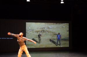 תמונה 46 מאירוע לציון זכייה בפרס אמיל זולא לאמנויות הבמה – פרזנטציה של עבודה בתהליך – ארקדי זיידס