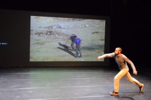 תמונה 48 מאירוע לציון זכייה בפרס אמיל זולא לאמנויות הבמה – פרזנטציה של עבודה בתהליך – ארקדי זיידס