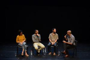 תמונה 55 מאירוע לציון זכייה בפרס אמיל זולא לאמנויות הבמה – פרזנטציה של עבודה בתהליך – ארקדי זיידס