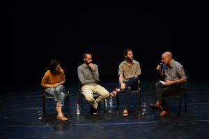 תמונה 56 מאירוע לציון זכייה בפרס אמיל זולא לאמנויות הבמה – פרזנטציה של עבודה בתהליך – ארקדי זיידס