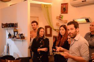 תמונה 11 מחלוקת אות יקירת מגני זכויות האדם לגב' רותם אילן