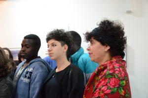 """תמונה 20 מנורלדין מוסא –  """"Waiting"""" One year at Holot Detention Center, Parasite"""""""