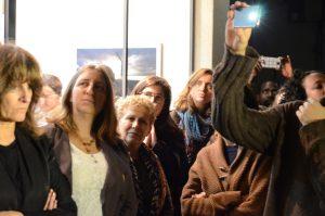 """תמונה 32 מנורלדין מוסא –  """"Waiting"""" One year at Holot Detention Center, Parasite"""""""