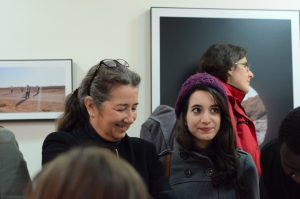 """תמונה 45 מנורלדין מוסא –  """"Waiting"""" One year at Holot Detention Center, Parasite"""""""