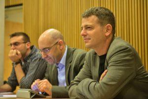"""תמונה 43 מכנס הקשת הספר """"Transparancy and International Law"""""""