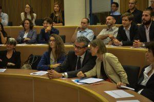 """תמונה 46 מכנס הקשת הספר """"Transparancy and International Law"""""""