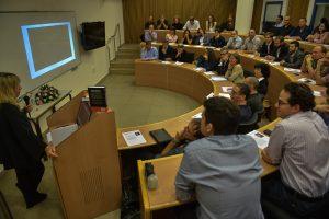 """תמונה 49 מכנס הקשת הספר """"Transparancy and International Law"""""""