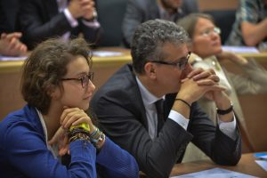 """תמונה 51 מכנס הקשת הספר """"Transparancy and International Law"""""""