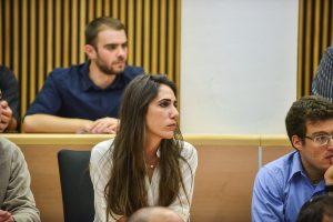 """תמונה 63 מכנס הקשת הספר """"Transparancy and International Law"""""""