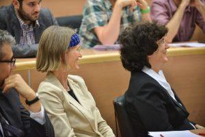 """תמונה 77 מכנס הקשת הספר """"Transparancy and International Law"""""""